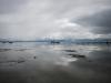 Miroir d'eau sur le Bassin