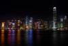Hong-Kong Central depuis Tsim Sha Tsui
