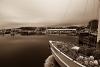 La Waterfront au réveil