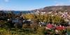 South Hobart depuis Batterie Point