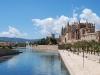 Palma de Majorque - Parc de la Mar