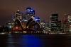 Sydney Opera House depuis Kirribilli