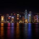 HK - Harbour Victoria Panorama